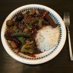 Beef Teriyaki with Vegetables