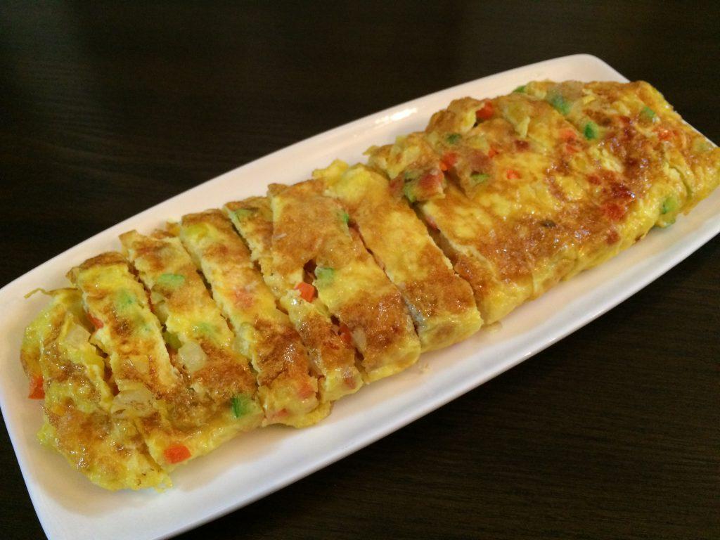 Korean Omelet