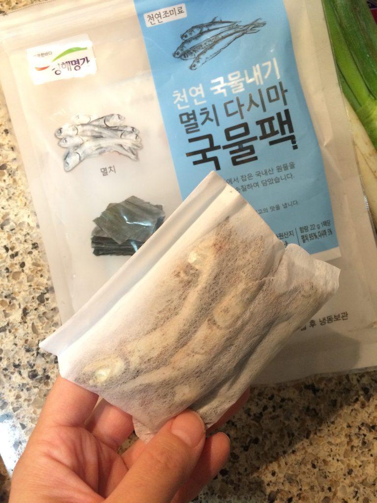 Kimchi Jjigae - Dashima